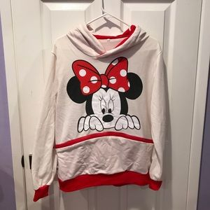 Minnie Mouse Women's Hoodie